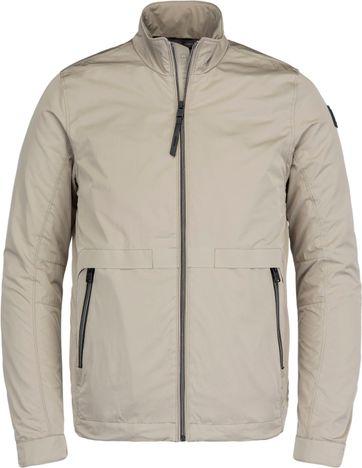 Vanguard Jacket Micro Peach Shiftstand Beige