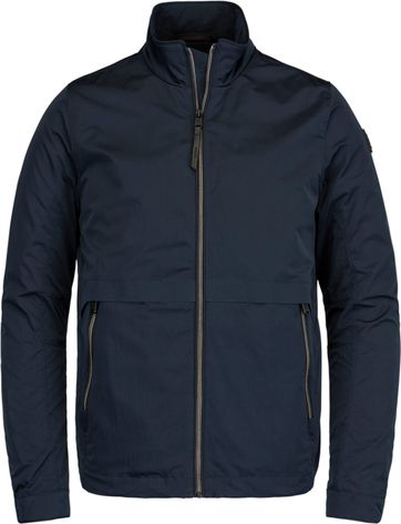 Vanguard Jacket Micro Peach Shiftstand Dark Blue