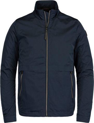Vanguard Jacket Micro Peach Shiftstand Dark Blue