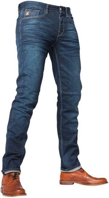 Vanguard Jeans V7 Rider Pure Blue