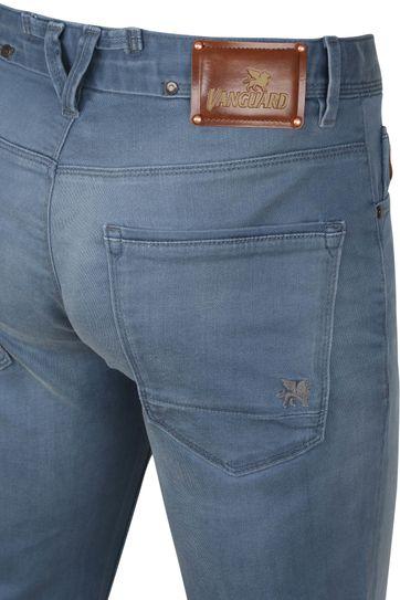 Vanguard Jeans V7 Rider Steel Blau