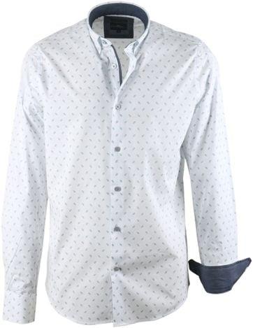 Vanguard Overhemd Blaadjes