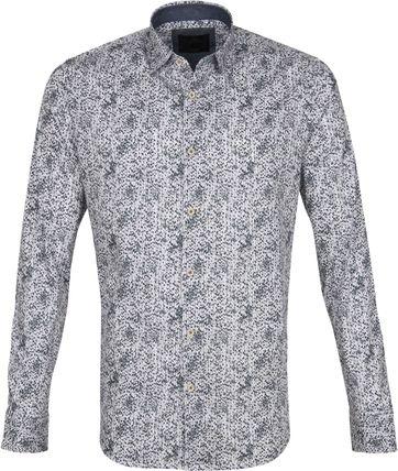 Vanguard Overhemd Dessin Groen