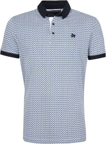 Vanguard Polo Pique Stretch