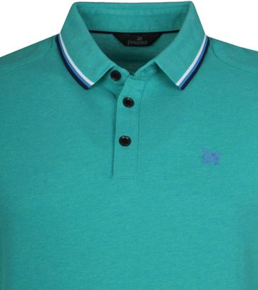 Vanguard Polo Sea Groen