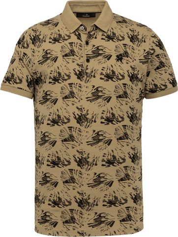 Vanguard Polo Shirt Amalfiküste Braun