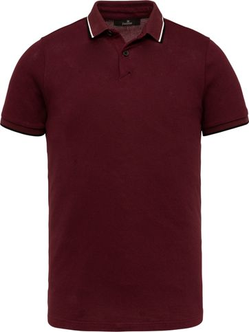 Vanguard Polo Shirt Bordeaux