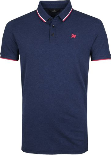 Vanguard Polo Shirt Maritime Navy