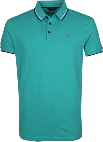 Vanguard Polo Shirt Sea Green