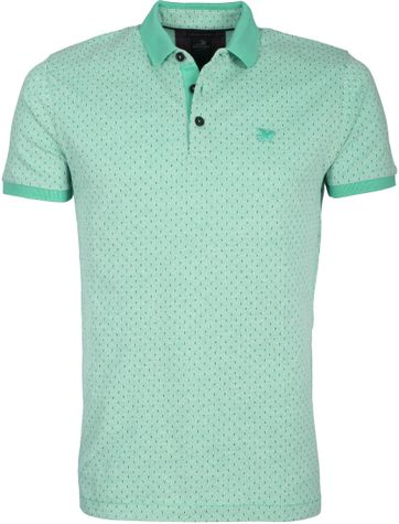 Vanguard Polo Two Tone Groen