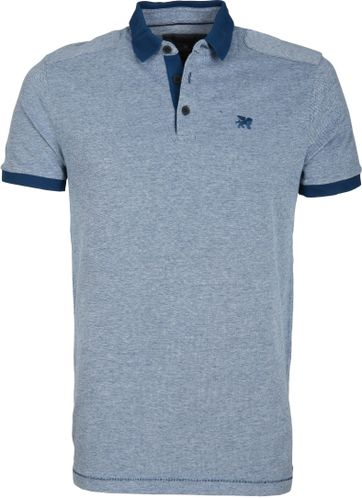 Vanguard Polo Two Tone Navy