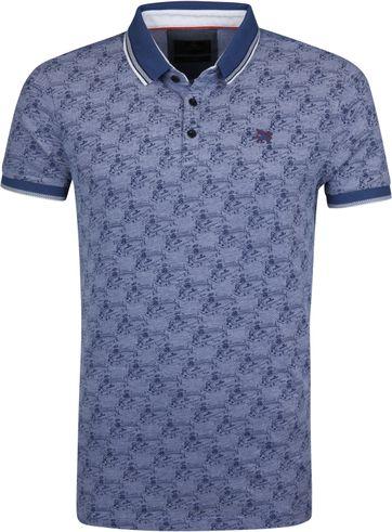 Vanguard Poloshirt Design Blue