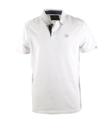Vanguard Poloshirt Off White Pique