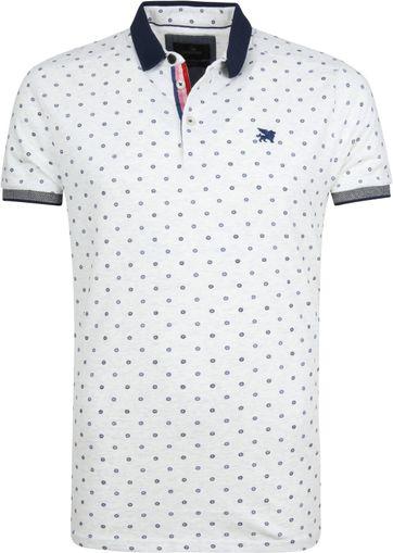 Vanguard Poloshirt Pique Grau
