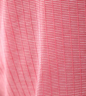Detail Vanguard Poloshirt Rood Jacquard
