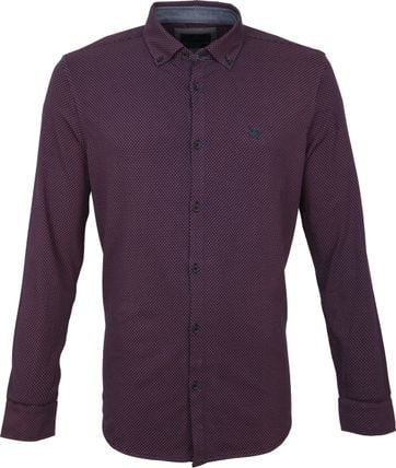 Vanguard Print Overhemd Dessin