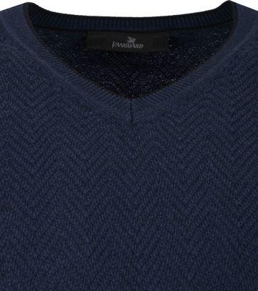 Vanguard Pullover Dark Blue