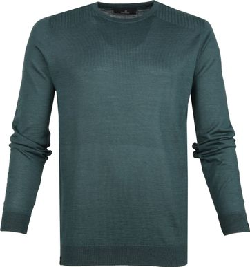 Vanguard Pullover Dark Green