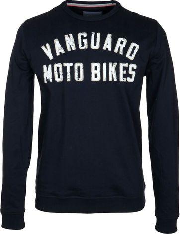 Vanguard Pullover Dunkelblau