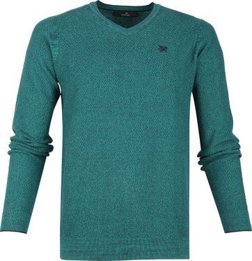 Vanguard Pullover Green