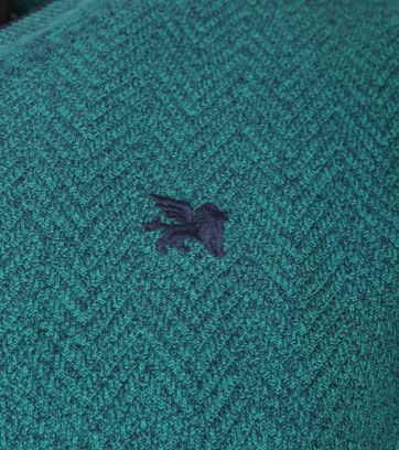 Vanguard Pullover Grün