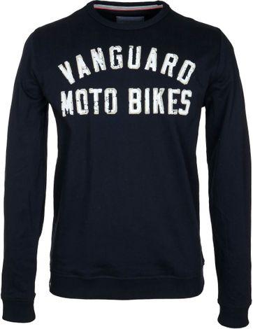 Vanguard Pullover Navy