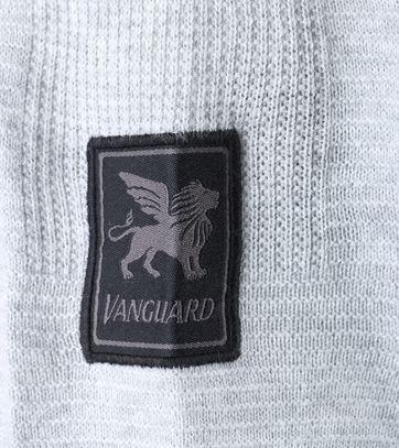 Detail Vanguard Pullover Ronde Hals Grijs