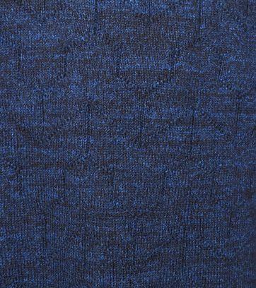 Detail Vanguard Pullover V-Hals Navy