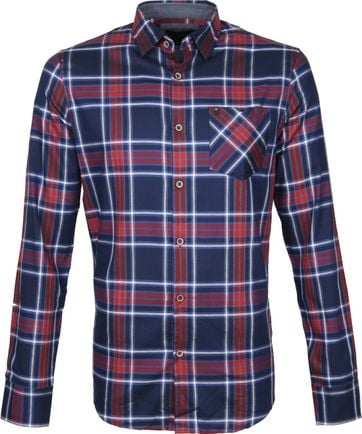 Vanguard Shirt Pane Blue