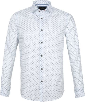 Vanguard Shirt Pattern White