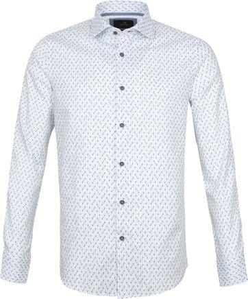 Vanguard Shirt Pattern White