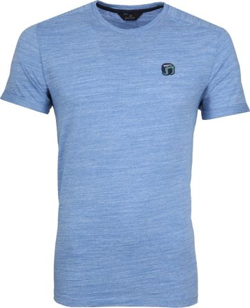 Vanguard Slub T-shirt Light Blue