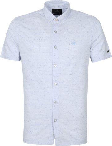 Vanguard SS Shirt Light Blue