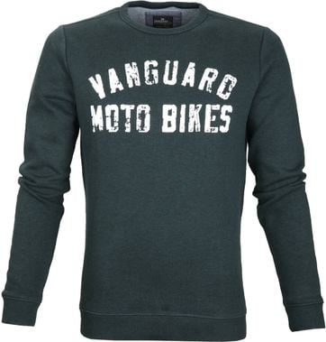 Vanguard Sweater Dark Green