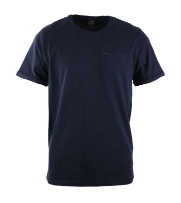 Vanguard T-Shirt Pocket Dunkelblau