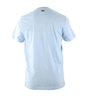 Detail Vanguard T-shirt Salt Flats Blauw