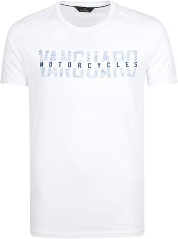 Vanguard T-shirt Weiß