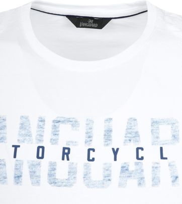 Vanguard T-shirt Weiß