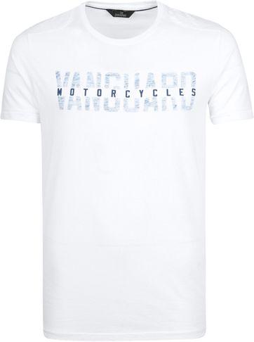 Vanguard T-shirt Wit