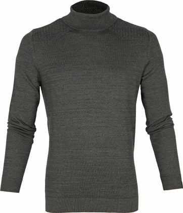 Vanguard Turtleneck Anthracite