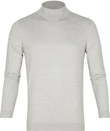 Vanguard Turtleneck Grey