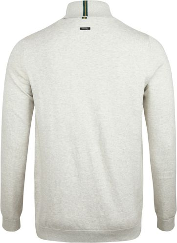 Vanguard Turtleneck Light grey
