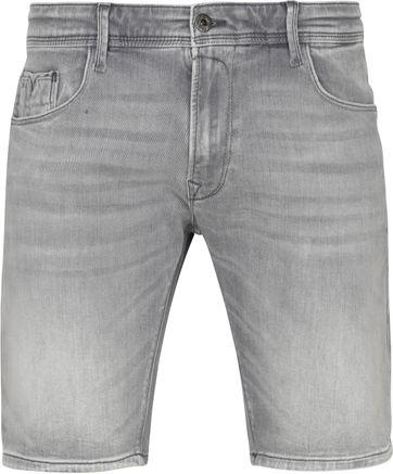Vanguard V18 Rider Jeans Shorts Grey