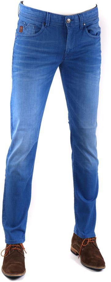 Vanguard V7 Rider Jeans Blau