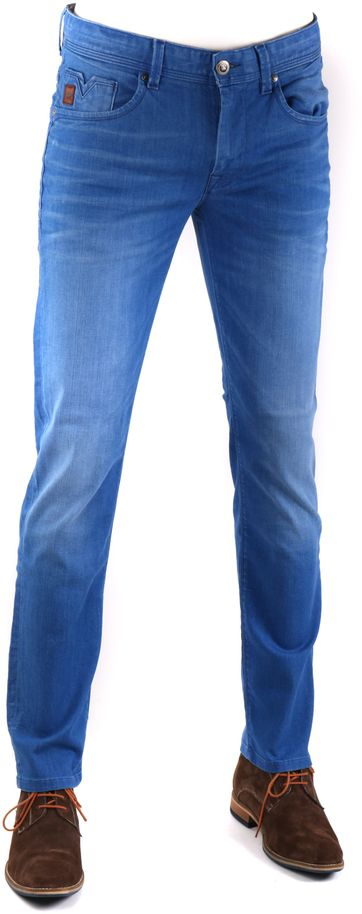 Vanguard V7 Rider Jeans Blauw