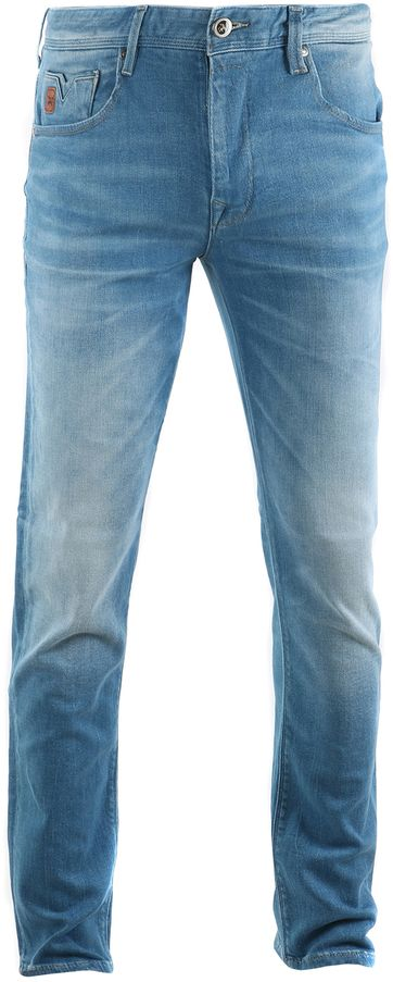 Vanguard V7 Rider Jeans Clear Blue