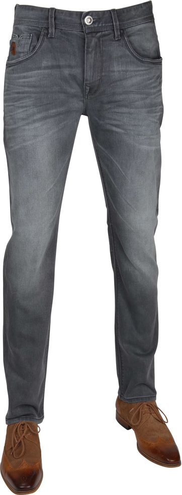 Vanguard V7 Rider Jeans Dunkelgrau