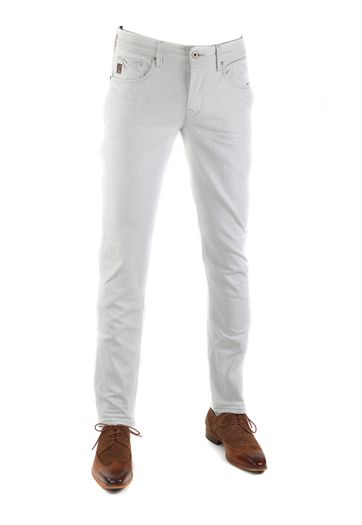 Vanguard V7 Rider Jeans Gebrochenes Weiß