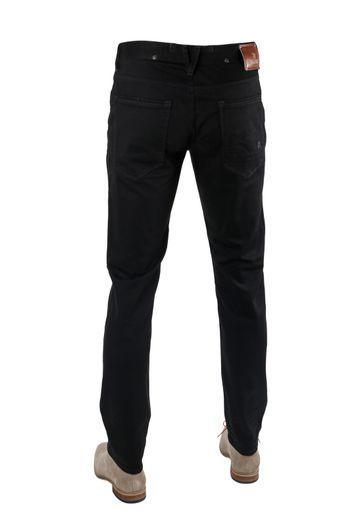 Detail Vanguard V7 Rider Jeans Zwart