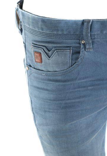 Detail Vanguard V7 Slim Jeans Stretch Blauw